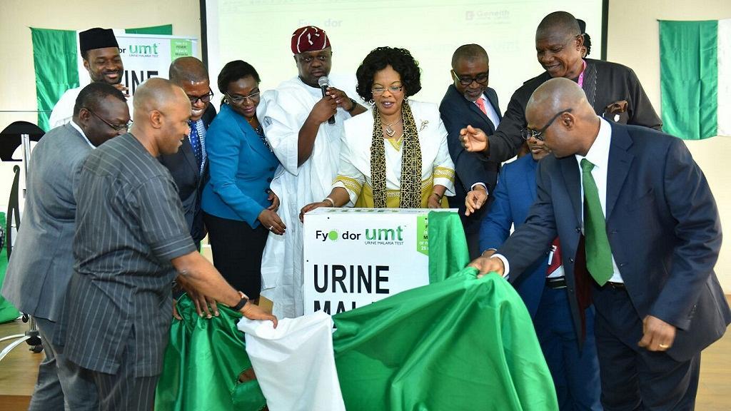 Nigéria: dépister le paludisme dans l'urine