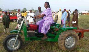 Nigéria : Tryctor, le tracteur des petites parcelles