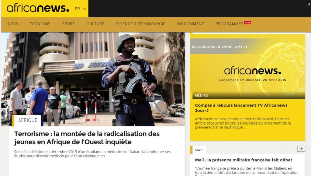 Africanews, une chaîne de tout un continent
