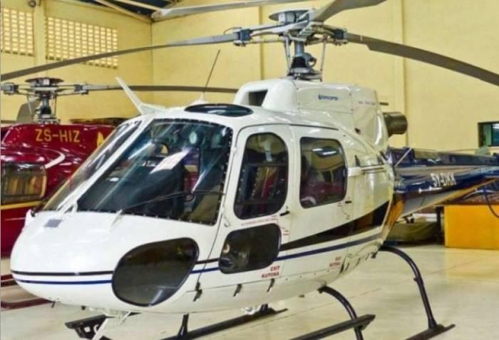 La Tanzanie fabrique son tout premier hélicoptère