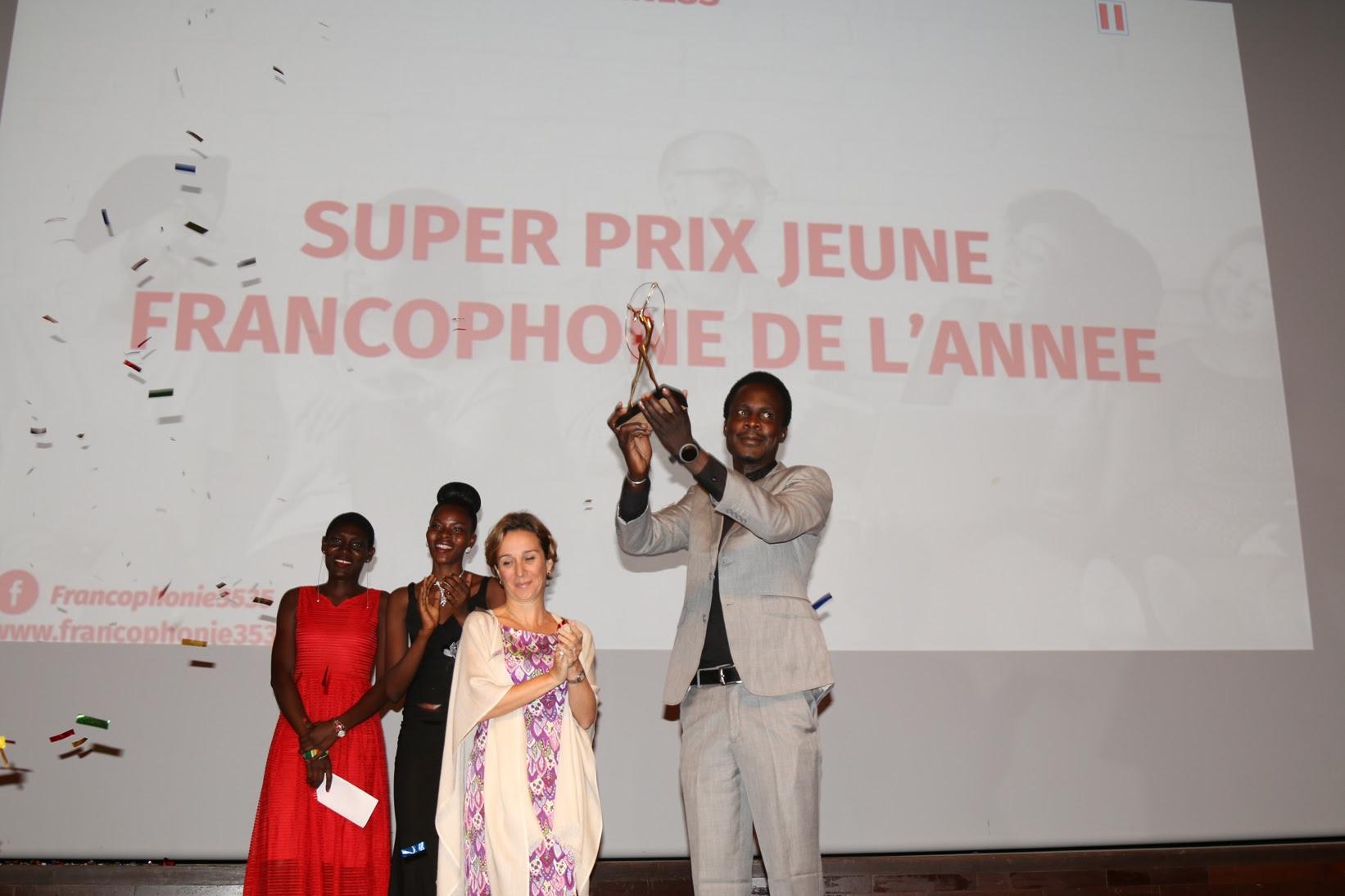 Edition 2 : le concours Francophonie 35<35 est relancé