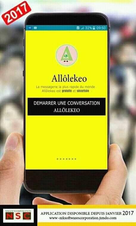 Togo : Allôlekeo ou le WhatsApp africain