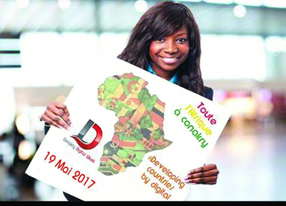 Guinée: Cap sur le « Conakry Digital Day  »  en mai