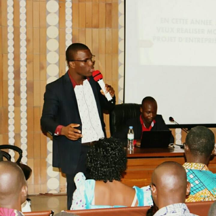 Sylvanus Akanho: un entrepreneur togolais à suivre de près