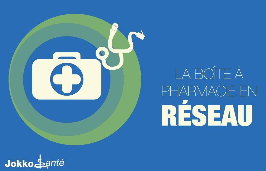 Sénégal : Jokko santé, une  boîte à pharmacie virtuelle