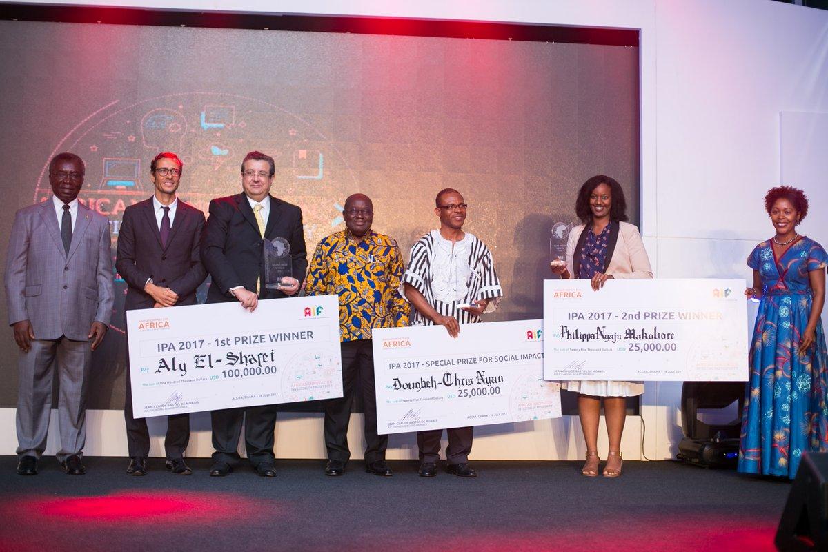 La crème des innovateurs d'Afrique