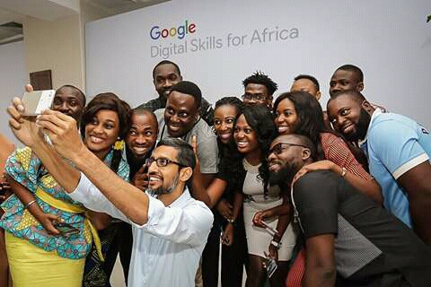Google pour former 10 millions d'Africains aux « métiers de demain»