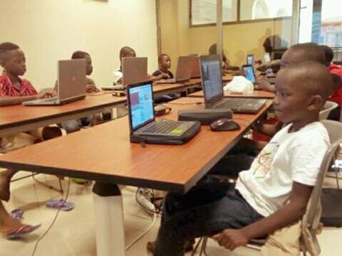 Le Burkina Faso forme ses geeks