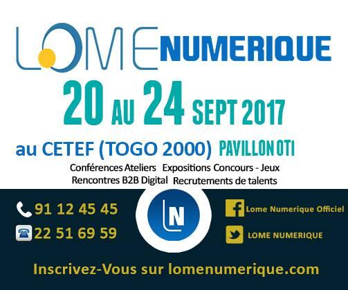 Lomé se met en mode numérique
