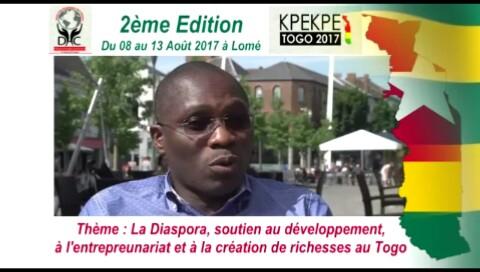 Bienvenue à la diaspora togolaise !