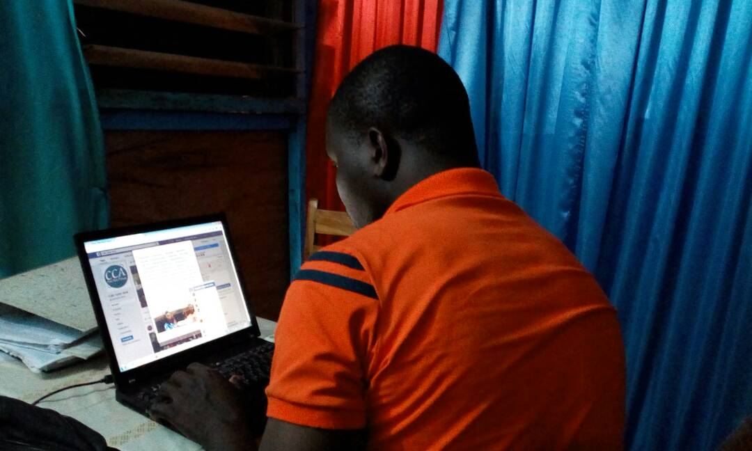 La Start-up CCA vulgarise les Tics en milieu pauvre