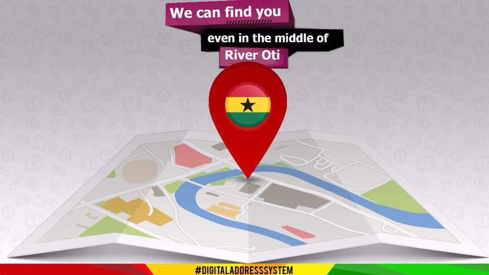 Ghana: Géolocalisation intégrée à la Poste