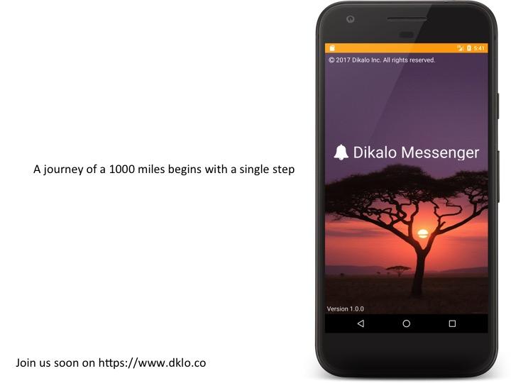 Connaitre l'application Dikalo en 4 questions (exclu)
