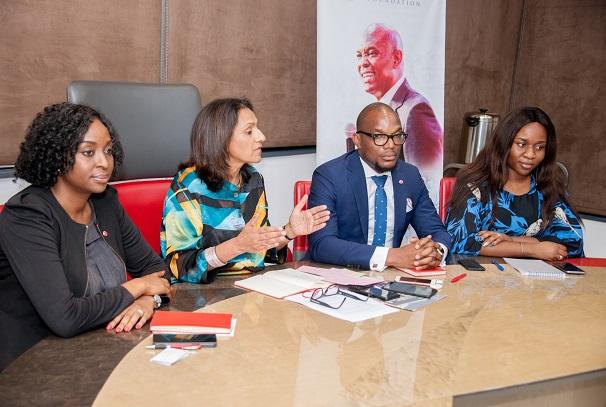 Grande messe des entrepreneurs d'Afrique