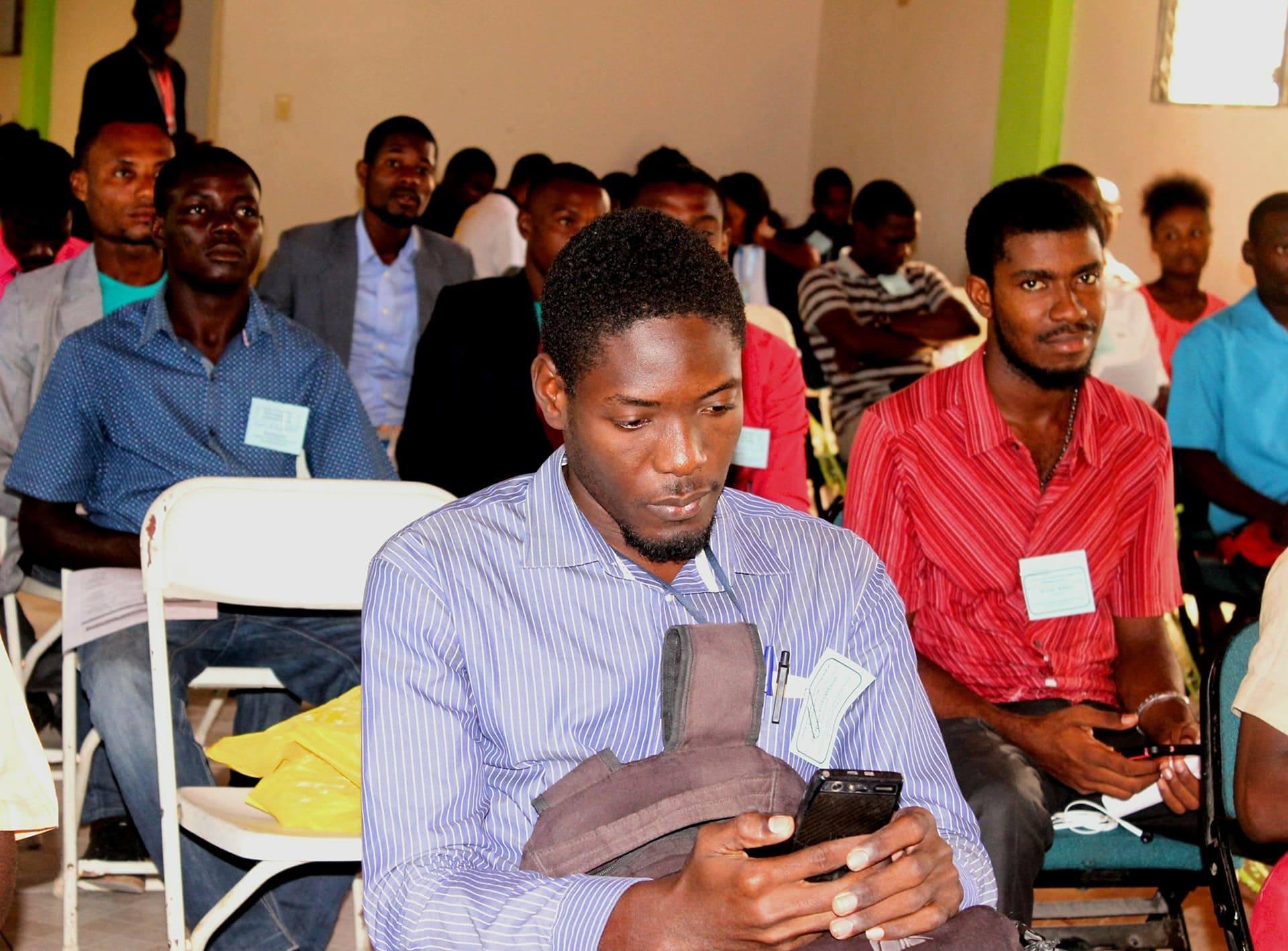 CITE certifie plus de 150 jeunes entrepreneurs à Port-au-Prince