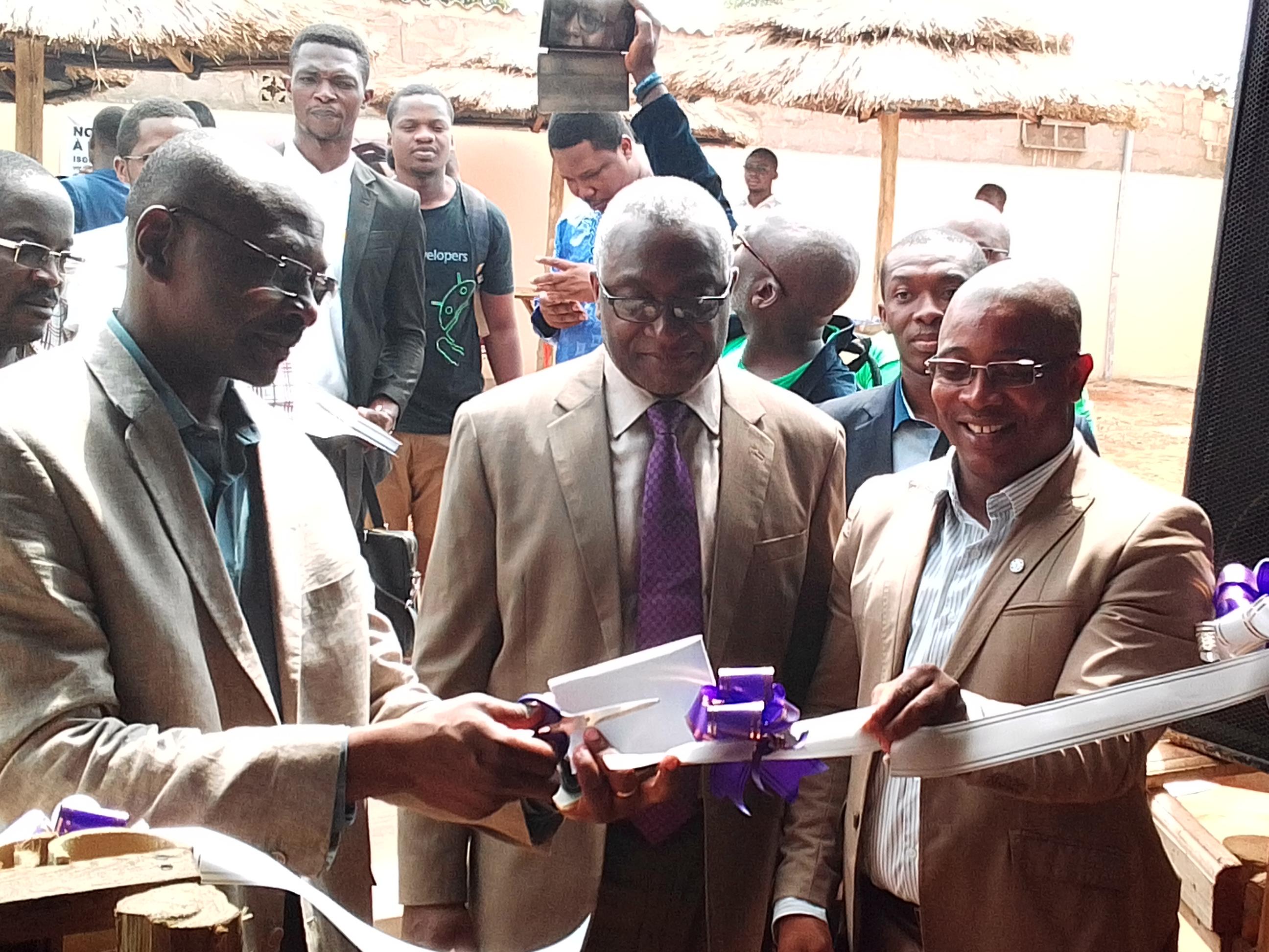 Bienvenue à ISOCUBE, le nouvel incubateur technologique de Lomé !