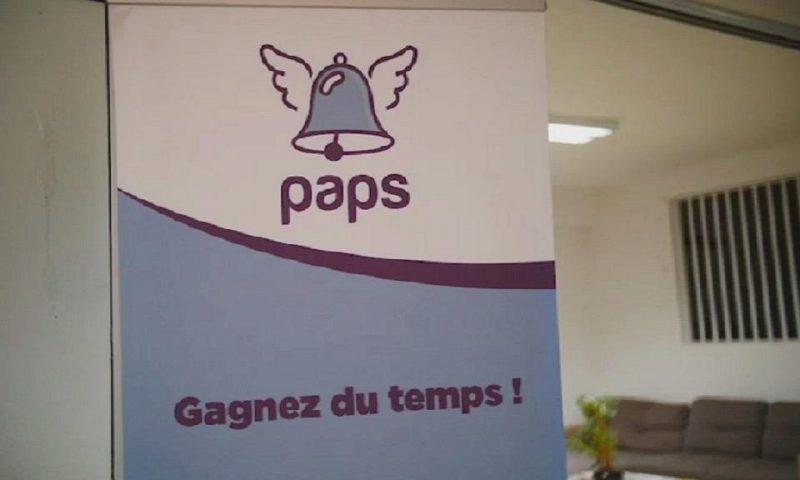 Pap's, une application de livraison par géolocalisation