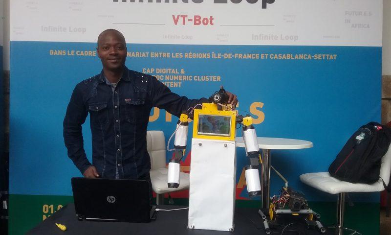 Maroc : Le Togolais Sam Kodo à nouveau récompensé