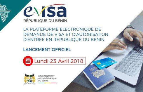 Bénin : Lancement officiel du e-visa