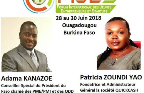 Burkina Faso/ Entrepreneuriat : Le FIJES au dernier virage