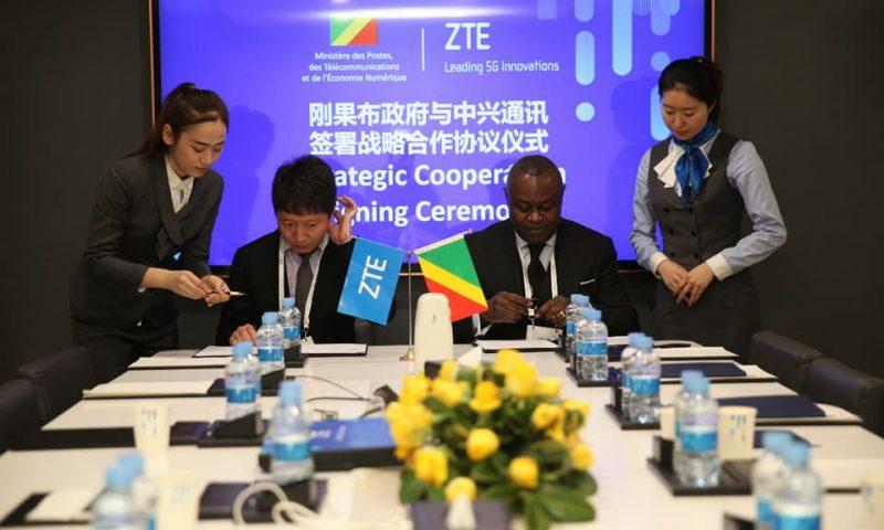 Economie numérique : Le Congo appelle la Chine en renfort