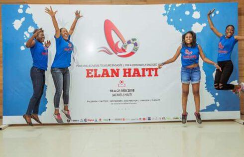 Elan Haïti 2018: De la technologie au cœur des projets des élanistes!