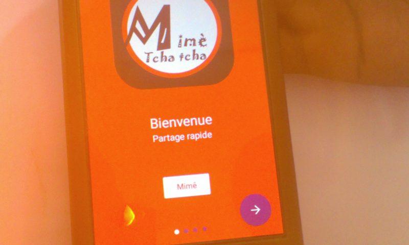 Togo : A la découverte d'une application inspirée du concept « Mimè tcha tcha »