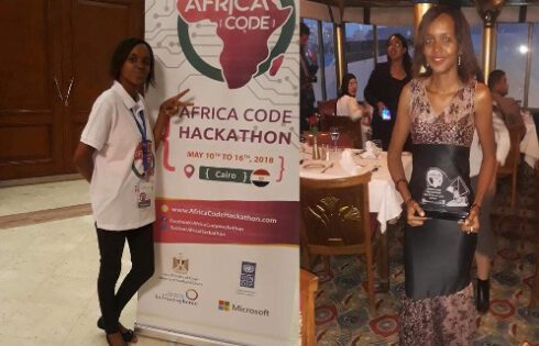 Africa Code Hackaton 2018 : la deuxième place revient à Halimatou Bah