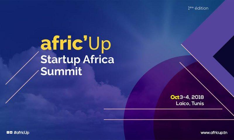 Tunisie :  afric'Up, Startup Africa Summit , c'est pour octobre prochain