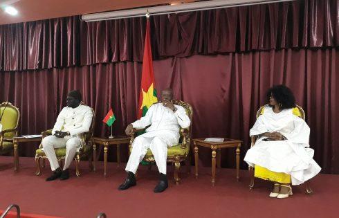 Célébration du 2e sommet du web activisme africain au Burkina
