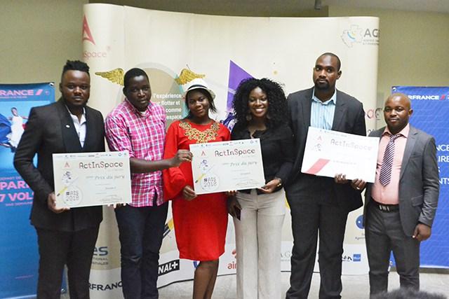 Gabon : Le concours ActInspace fait des  lauréats