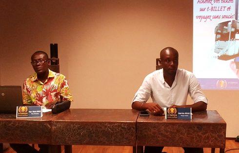 Togo : La startup e-lumya présente ses solutions numériques