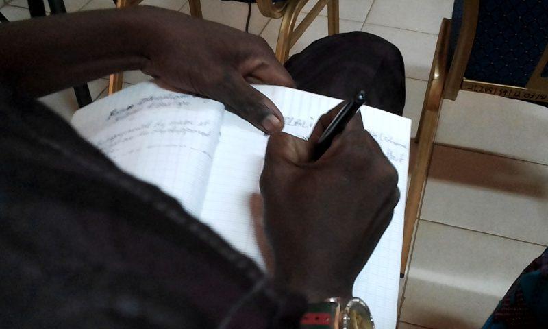 Burkina Faso : Au Fijes, le Ghana présente l'Union africaine des Jeunes Entrepreneurs