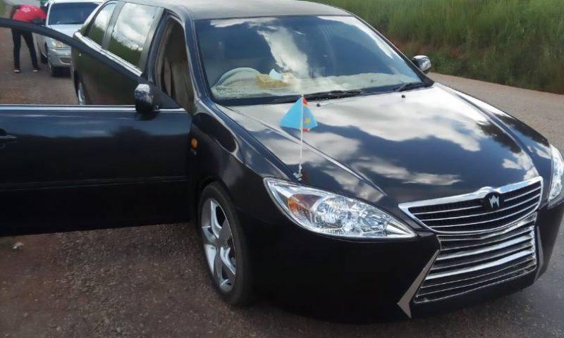 RD Congo : Claude Kikunda, auteur d'un véhicule de marque limousine