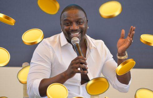 L'artiste Akon annonce « Akoin », sa crypto-monnaie