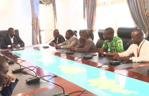 Burkina Faso : Des entrepreneurs à la Présidence