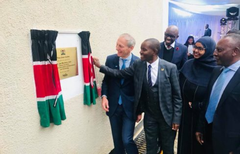 Kenya : Telkom ouvre son data center