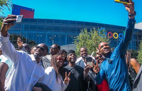 Silicon Valley : Yemi Osinbajo tente de séduire les géants du web