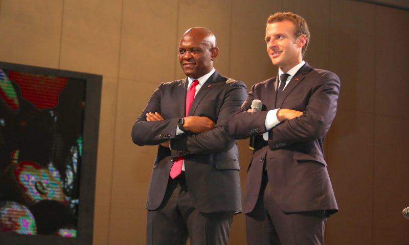 TEF 2018 / Les conseils d'Emmanuel Macron aux jeunes entrepreneurs africains