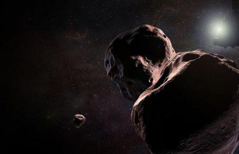 Le Sénégal va observer l'astéroïde MU69 avec l'appui de la NASA