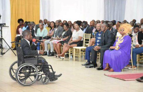 Cameroun : Aimé Raymond Ngangue, handicapé mais entrepreneur