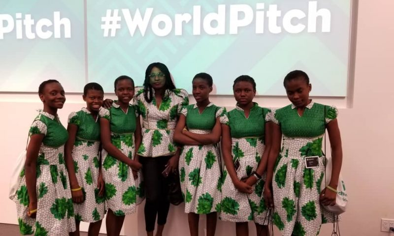 Etats-Unis : Le Nigeria remporte le  'World technovation challenge'