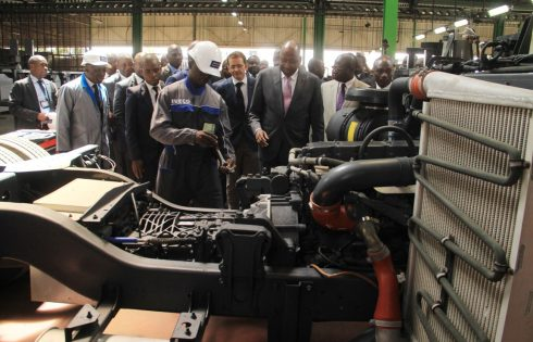 Côte d'Ivoire : Iveco va installer une usine d'assemblage de voitures