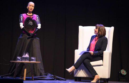 Le robot humanoïde Sophia débarque en Afrique du sud