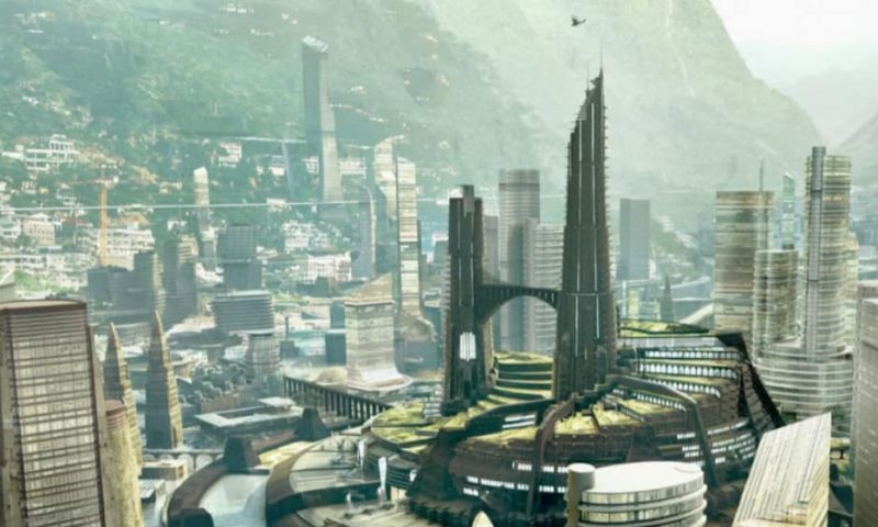 Ethiopie / Tech : 3 milliards $ pour construire « le vrai Wakanda »