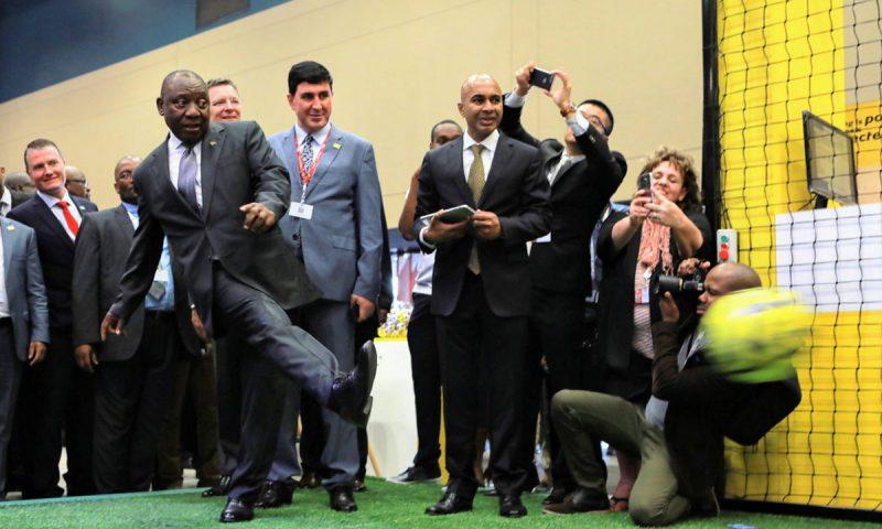 Afrique du sud: Début de l'ITU Telecom World 2018