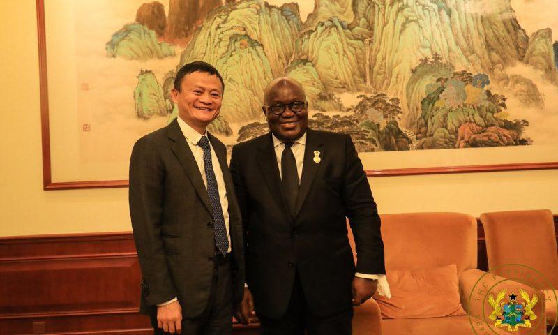Le Ghana veut devenir une branche d'Alibaba Group