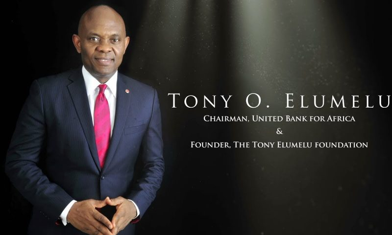 Tony Elumelu veut un réseau social pour entrepreneurs africains