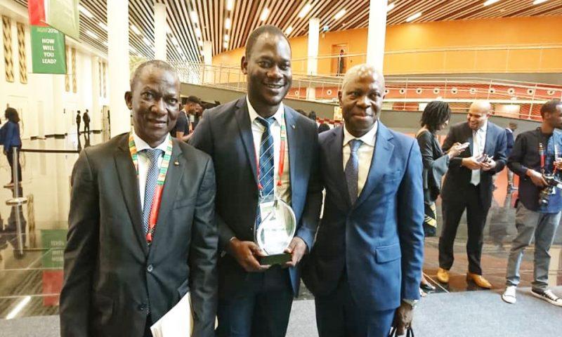 Rwanda: Le Togolais Dona Etchri, lauréat à l'Agrihack talent