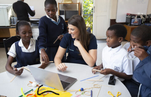 Afrique du sud: I- Innovate introduit l'intelligence artificielle à l'école